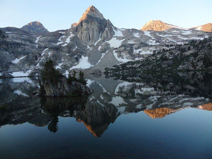 Rae Lakes.  Sequioa and Kings Canyon National Park