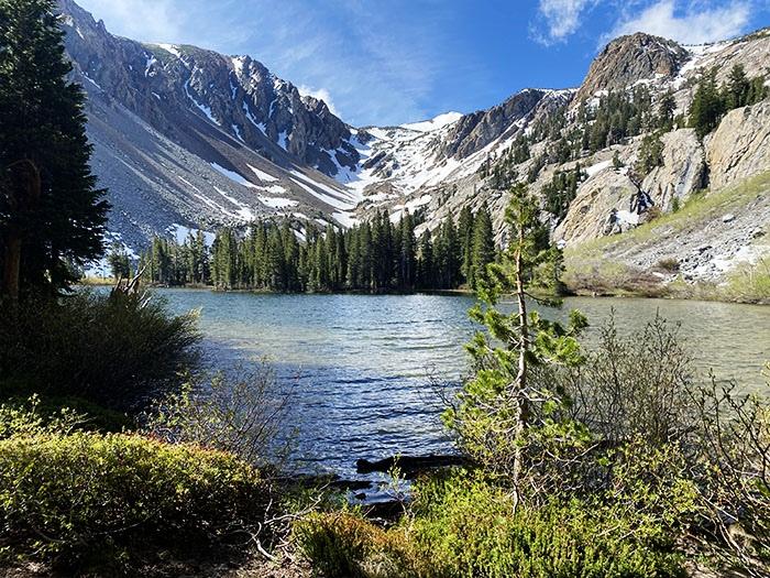 Fern Lake, CA