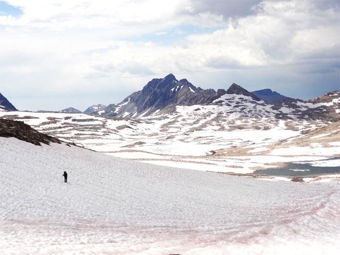 Muir Pass - John Muir Trail