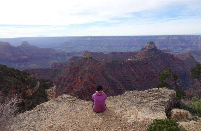 Widforss Trail - Grand Canyon Trail