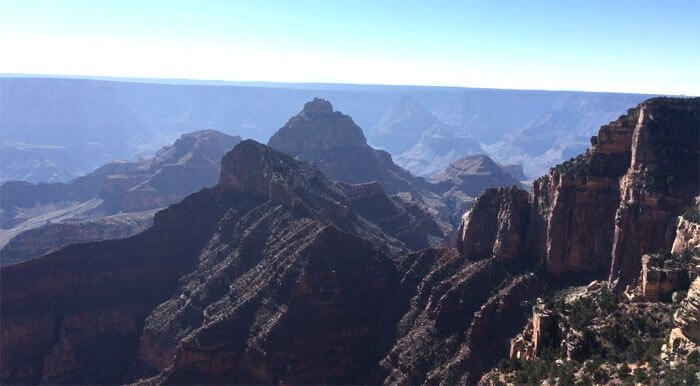 Cliff Springs Trail - Grand Canyon National Park