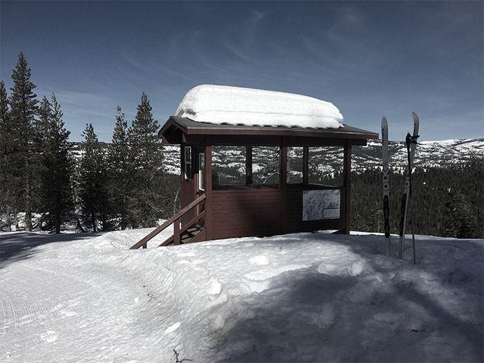 Palisade Peak WarmingHut