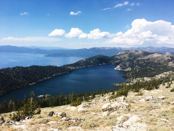 Marlette Peak.  Elev: 8784ft.