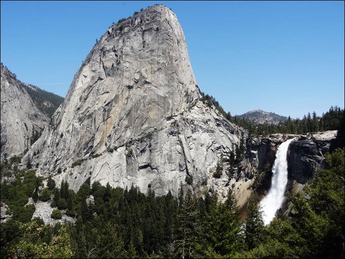 Nevada Fall - Yosemite National Park