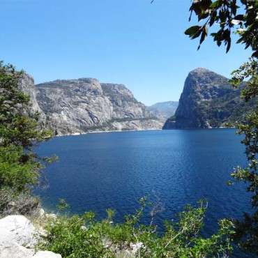 Hetch Hetchy Reservoir-Yosemite National Park, Ca