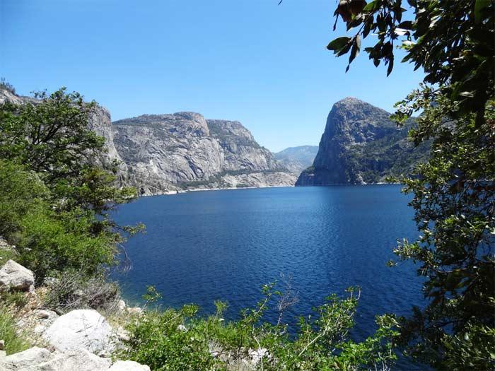 Hetch Hetchy Reservoir-Yosemite National Park, Ca