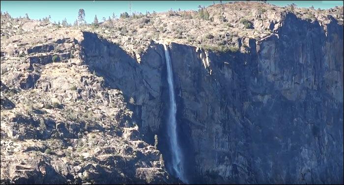Tueeulala Falls - Yosemite National Park