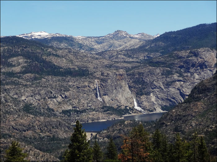 Lookout Point Trail - Yosemite National Park