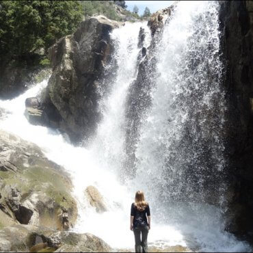 Rancheria Falls Trail - Yosemite National Park
