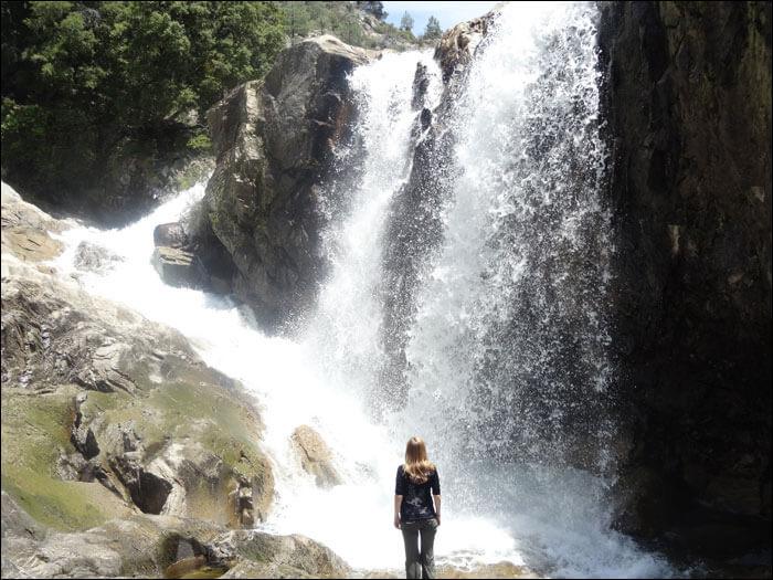 Rancheria Falls Trail - Yosemite National Park