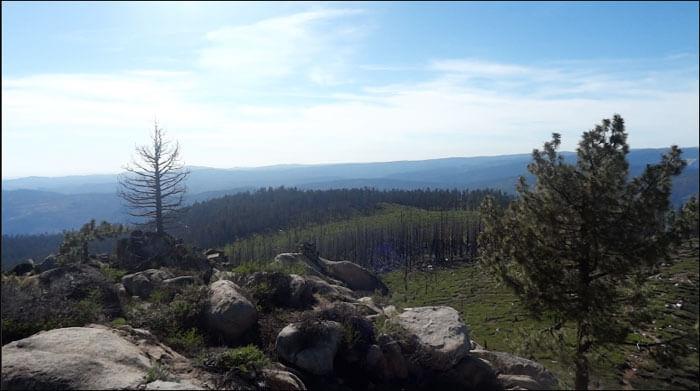 Smith Peak - Yosemite National Park