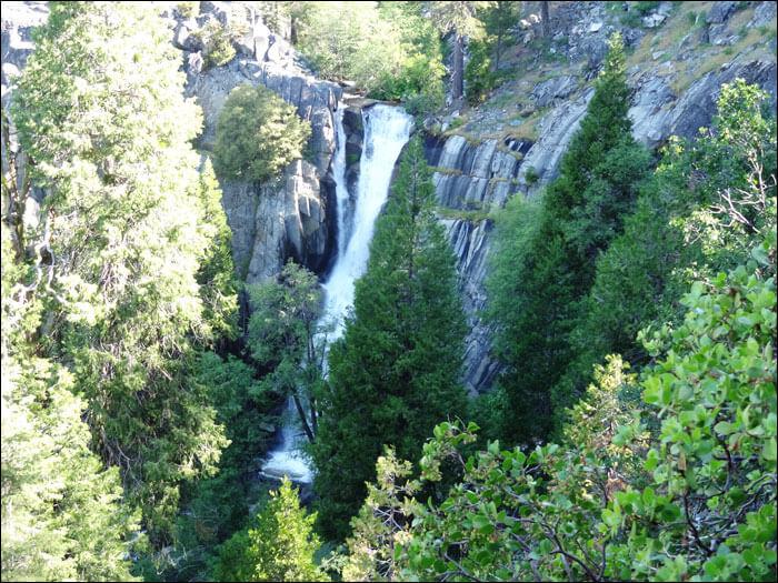 Alder Creek Falls -Yosemite National Park