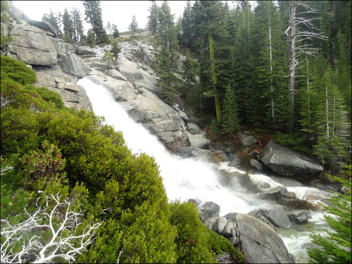 Chilnualna Falls - Yosemite National Park
