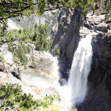 Illilouette Falls - Yosemite Park