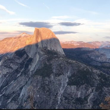 Glacier Point Day Hikes. Yosemite National Park