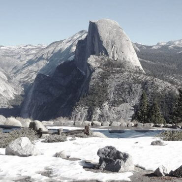 Day Hikes Along Glacier Point Road
