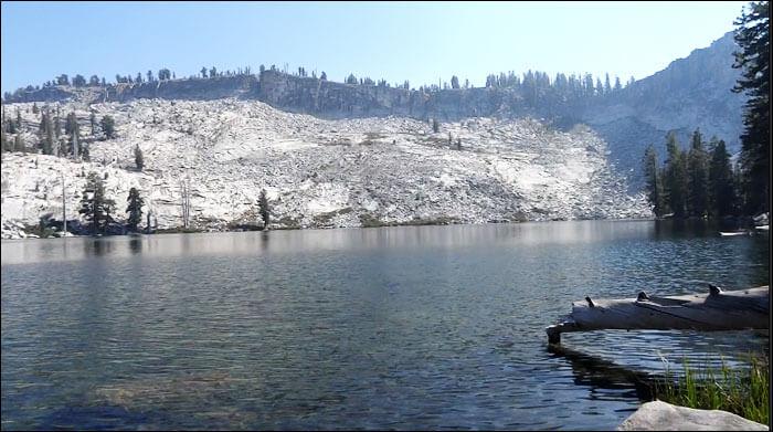 Ostrander Lake -Yosemite National Park