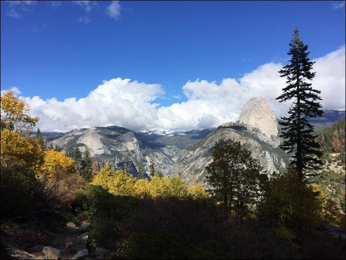 Panorama Trail - Yosemite National Park