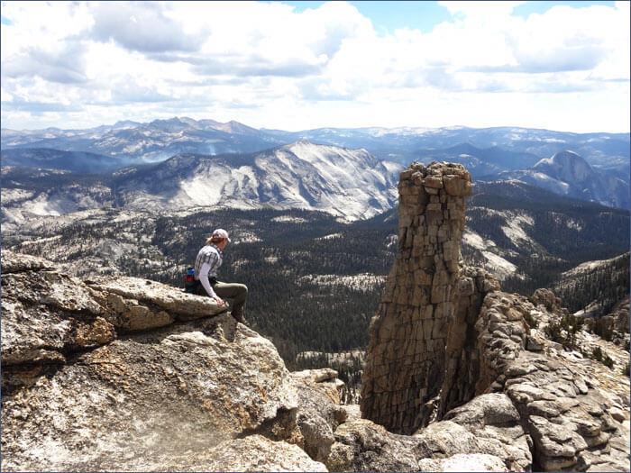 Mtn. Hoffman. - Yosemite National Park, Ca.