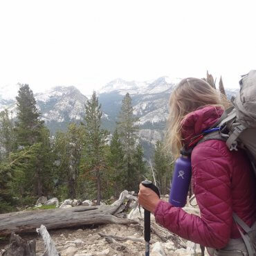 John Muir Trail. 200 Miles Journey into the wild