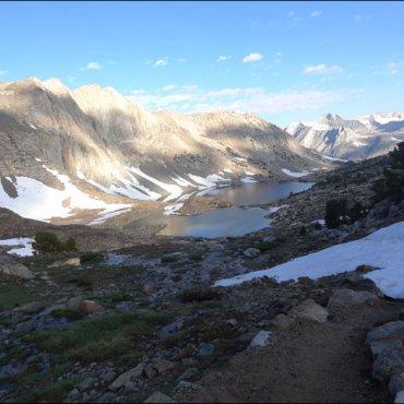 Mather Pass - John Muir Trail