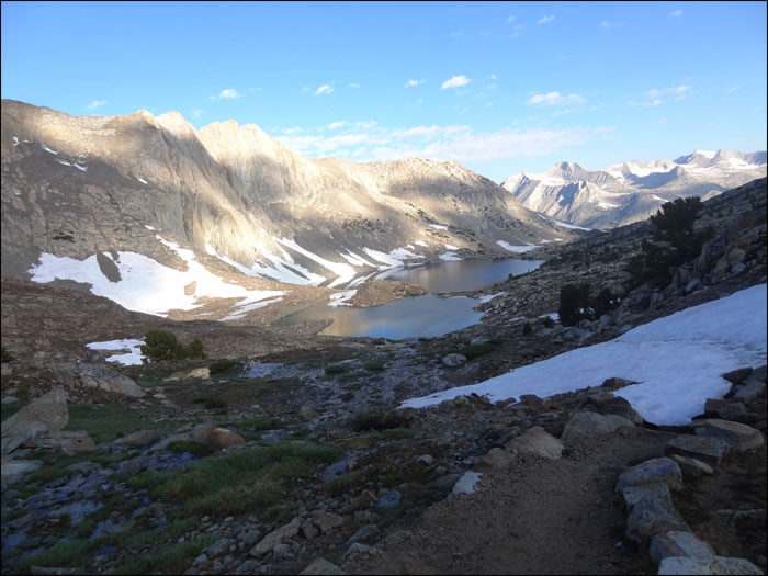 Mather Pass - John Muir Trail