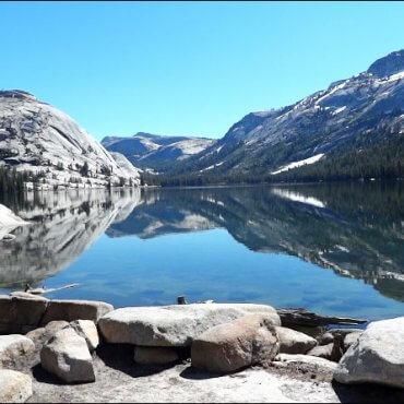 Tenaya Lake - Yosemite National Park