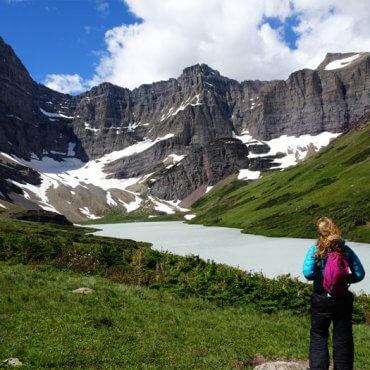 Cracker Lake - Glacier National Park