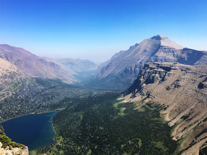 Dawson-Pitamakan Pass Hike