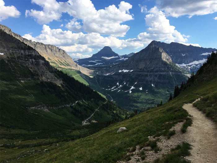 Highline Trail - Glacier National Park