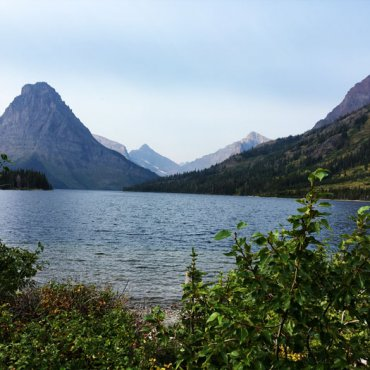 Two Medicine Lake - Glacier National Park