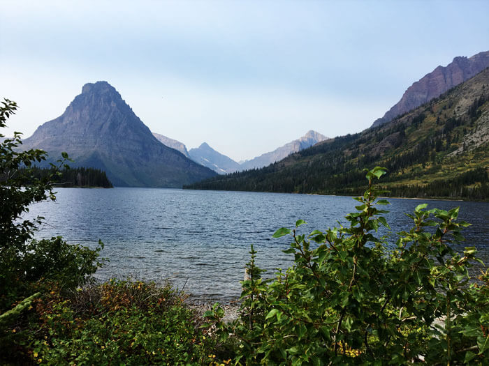 Two Medicine Lake - Glacier National Park