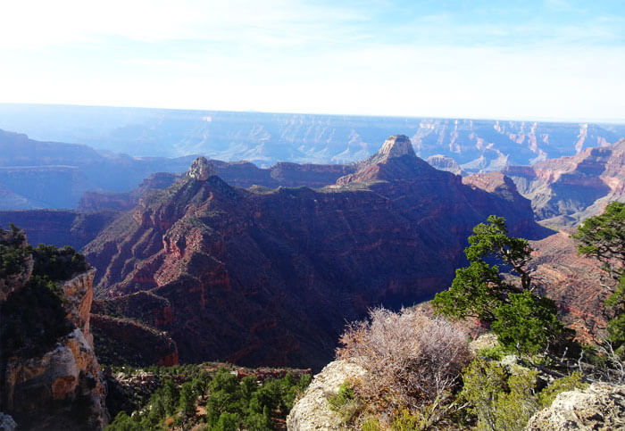 Widforss Trail - Grand Canyon National Park