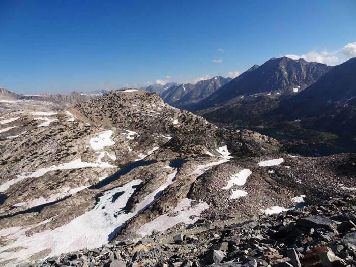 Glen Pass - John Muir Trail