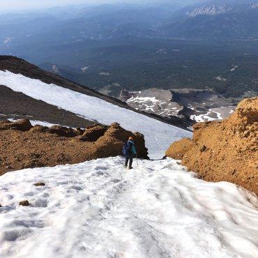 Mtn. Shasta