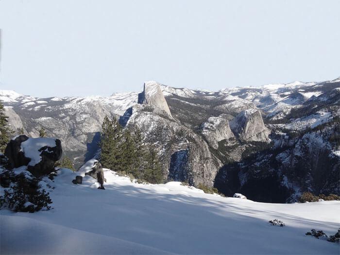 Winter Day Hikes in Yosemite