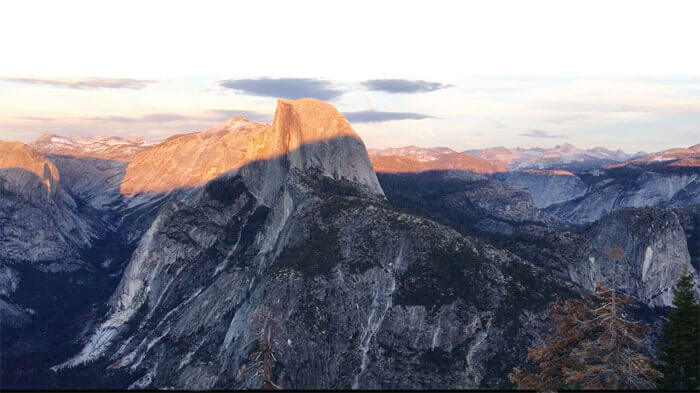 Glacier Point Day Hikes