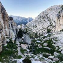 100 Miles in the Sierras