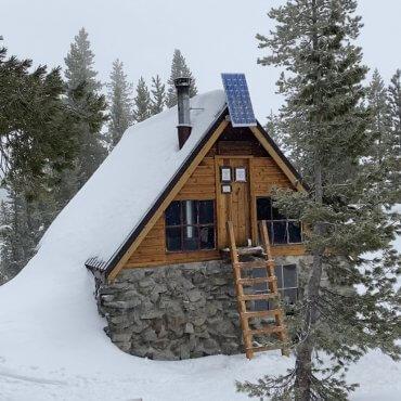 Peter Grubb Ski Hut
