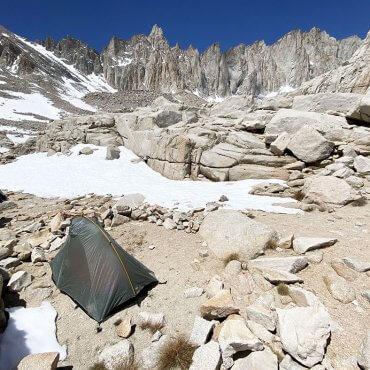 Trail Camp, Mt. Whitney Trail