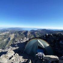 Mt. Rose Peak